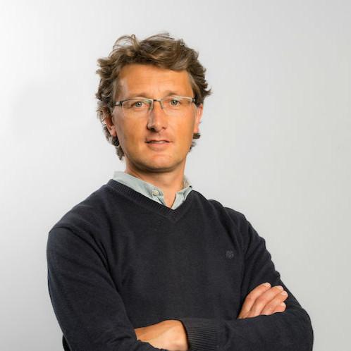 Emmanuel Lambert, Digital Transformation Officer at CKV Bank Belgium