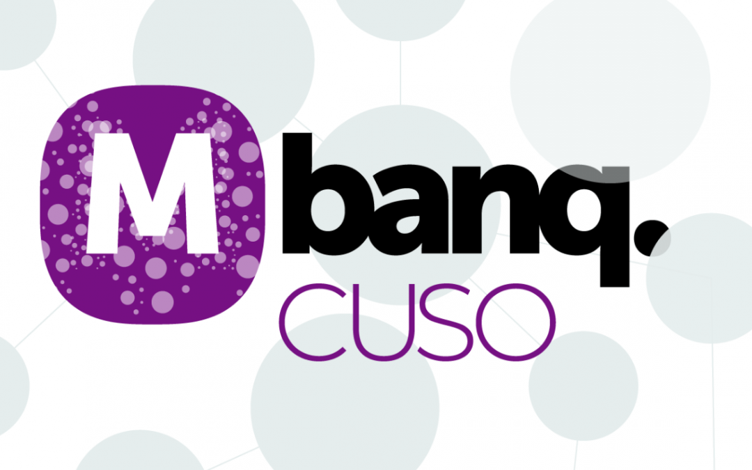 Mbanq Announces Formation of Mbanq CUSO